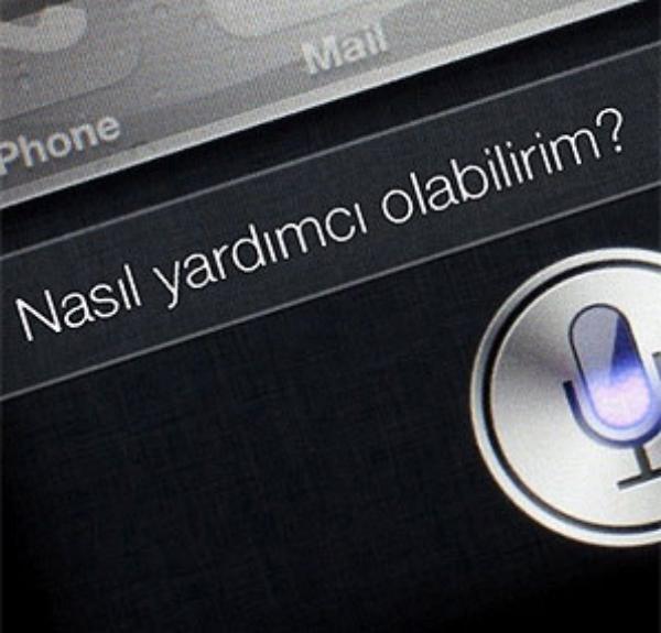 Siri'ye bunu yapan yandı
