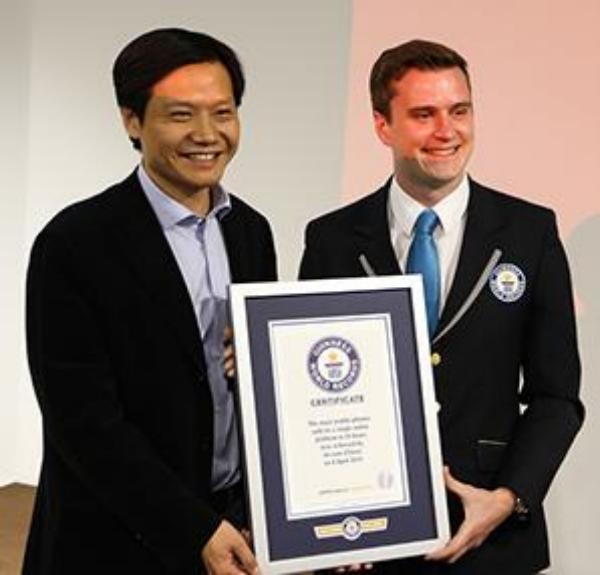 Xiaomi'den Akıl Almaz Dünya Rekoru!