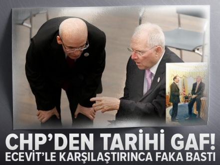 CHP'li Mehmet Bekaroğlu'ndan tarihi 'Ecevit' gafı!