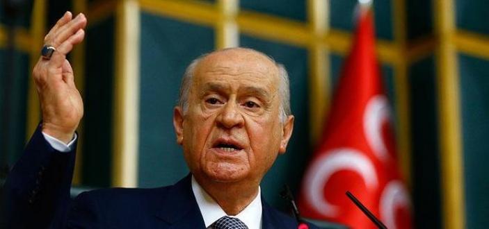 Devlet Bahçeli'den HDP'lilere 'AKPM eleştirisi'