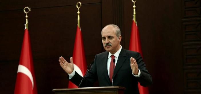 Kurtulmuş: Erdoğan 21 Mayıs'ta AK Parti Genel Başkanı olacak