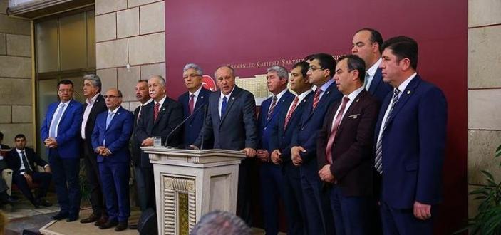 Muharrem İnce'den Kılıçdaroğlu'na hodri meydan