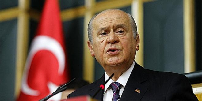 Devlet Bahçeli'den Meral Akşener'e 'yeni parti' göndermesi