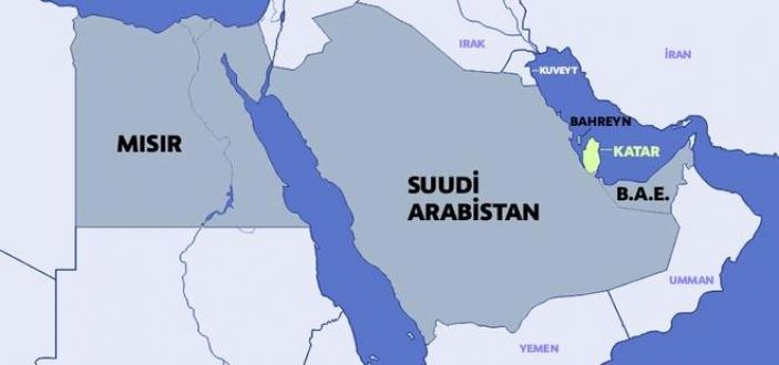 Suudi Arabistan, BAE, Bahreyn ve Mısır ortak bildiri yayınladı