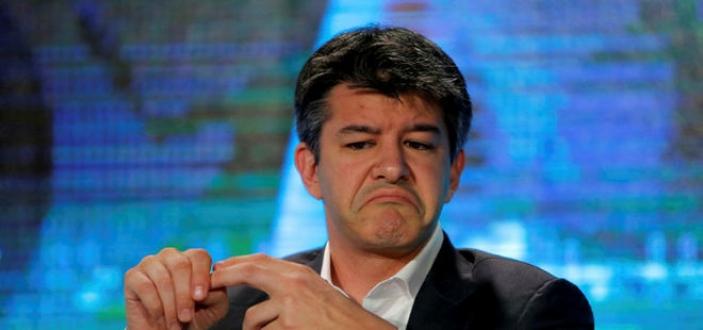 Uber CEO'su Kalanick istifa etti