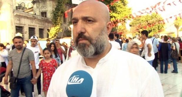 Osmanlı hanedan ailesi15 Temmuz şehitleri için Kuran Okuttu
